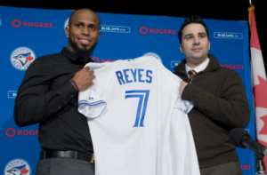 All-Star Jose Reyes
