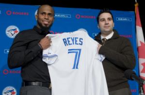 All-Star Jose Reyes