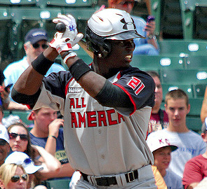 Anthony Alford Two-Sport Star
