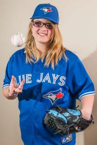 MLB Fancave April Whitzman