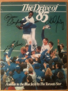 Blue Jays Drive of '85