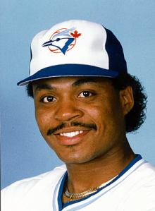 Jesse Barfield Blue Jays