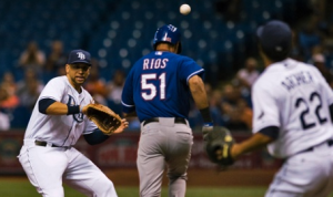 Rangers & Rays Will Battle for The Remaining AL Wild Card