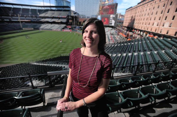 Monica Pence Barlow, Orioles PR Director passed away Friday, Feb. 28, 2014.